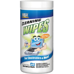 Blow Off Cleaning Wipes - Removes Dust & Dirt